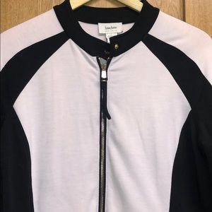 Neiman Marcus DriFit Active Luxury  Jacket